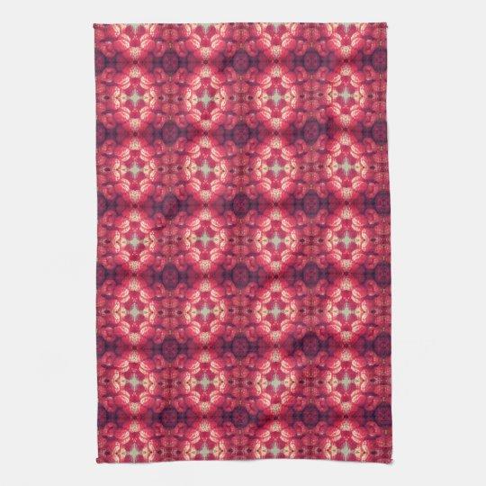 Himbeere Handtuch
