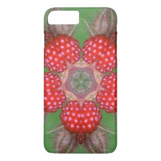 HimbeerKaleidoskop Iphone 6/6s plus Fall iPhone 8 Plus/7 Plus Hülle