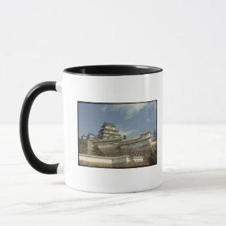 Himeji-Schloss, Kyoto, abgeschlossen 1609 Tasse