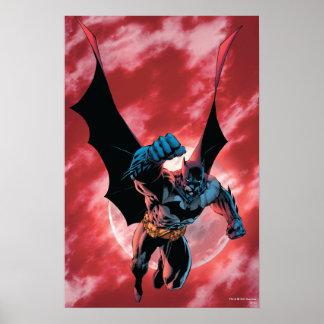 Himmel Batmans Firey Poster