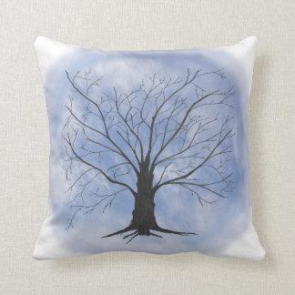 Himmel-Baum Kissen