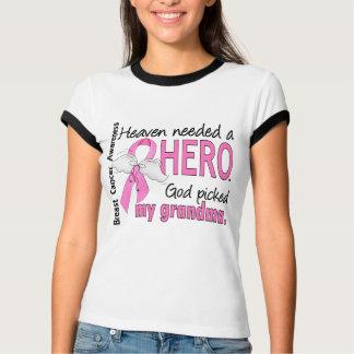 Himmel benötigte einen Held-Großmutter-Brustkrebs T-Shirt