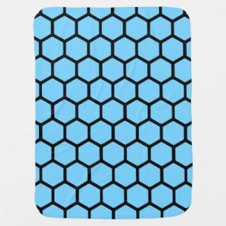 Himmel-Blau-Hexagon 4 Puckdecke