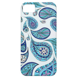 Himmel-Blau tont Teardrops-Telefon-Kasten iPhone 5 Schutzhüllen