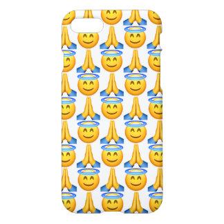 Himmel Emoji iPhone 7 glatter Fall iPhone 8/7 Hülle
