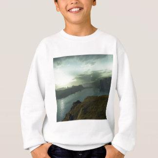 Himmel-Extrem-Dämmerung Sweatshirt