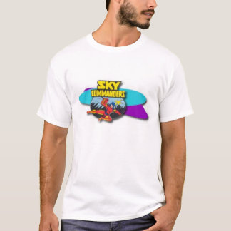 Himmel-Kommandanten T-Shirt