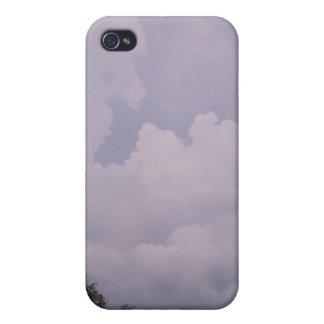 Himmel sind bewölkt iPhone 4 schutzhülle