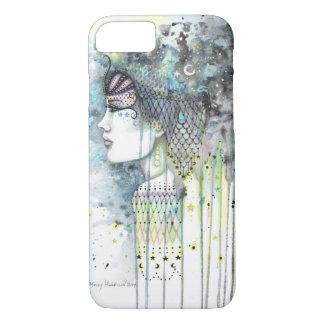 Himmel-Sinti und Roma-böhmische Fantasie-Kunst iPhone 8/7 Hülle
