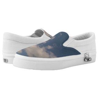 Himmel, Unisex, Schuhe, für Verkauf! Slip-On Sneaker