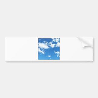 Himmel-Wolke Autoaufkleber