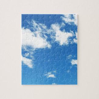 Himmel-Wolke Puzzle