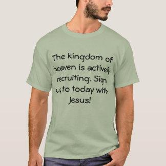 Himmel zieht Bürger ein T-Shirt