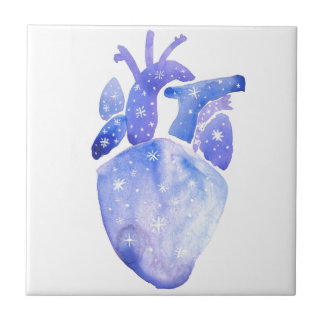 Himmels-Herz Keramikfliese