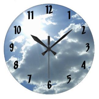 Himmels-Himmel-Uhren Wanduhren
