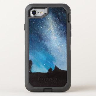 Himmelstelefonkasten OtterBox Defender iPhone 8/7 Hülle