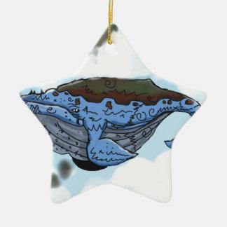 Himmelwal Keramik Ornament