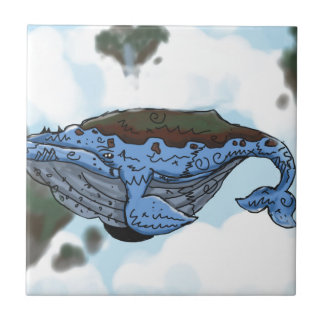 Himmelwal Keramikfliese