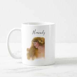 """""""Himmlisch """" Kaffeetasse"""