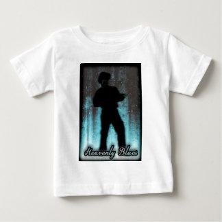 Himmlische Blues Baby T-shirt