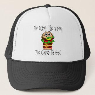 Himmlische Burger Truckerkappe