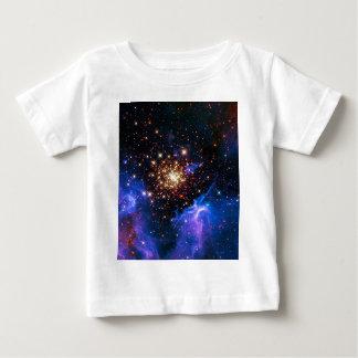 Himmlische Feuerwerke Baby T-shirt