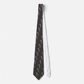 Himmlische Katze Personalisierte Krawatten