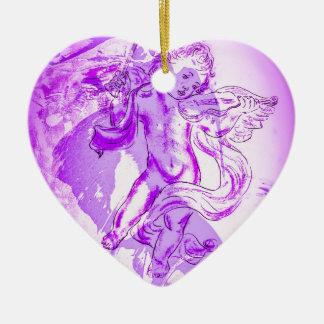 Himmlische Klaenge     Zeichnung Keramik Ornament