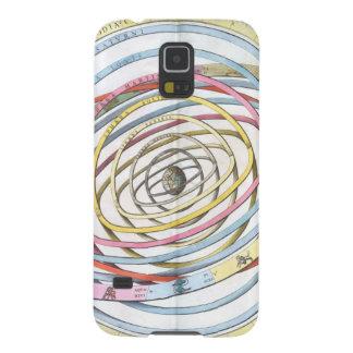 Himmlische Landkarte Galaxy S5 Hülle