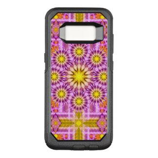 Himmlische Matrix-Mandala OtterBox Commuter Samsung Galaxy S8 Hülle