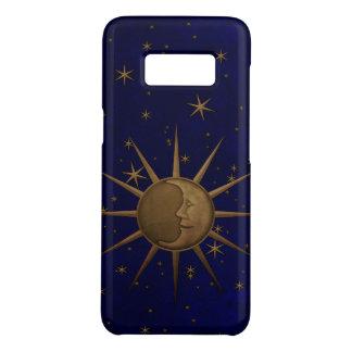 Himmlischer Sun-Mond-sternenklare Nacht Case-Mate Samsung Galaxy S8 Hülle