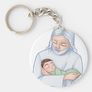 Himmlisches Baby Schlüsselanhänger