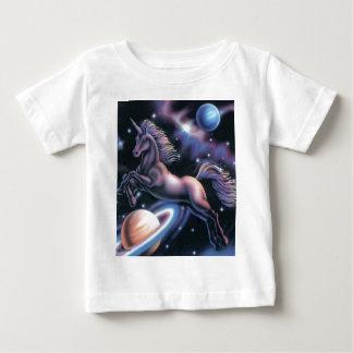 Himmlisches Einhorn Baby T-shirt