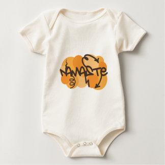 Hindi - Namaste Baby Strampler