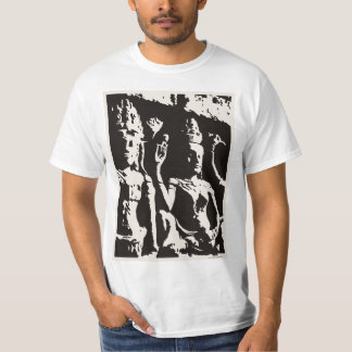Hindische Statue T-Shirt