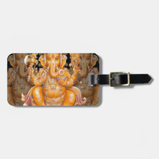 Hindischer Gott Ganesh Koffer Anhänger