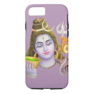 Hindischer Gott shiva Apfel iphone Fallsentwurf