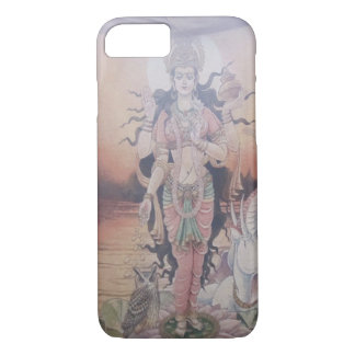 Hindischer Göttin iPhone 7 Fall iPhone 8/7 Hülle
