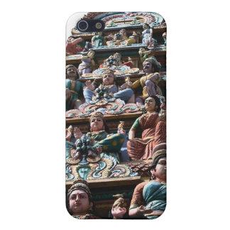 Hindischer Tempel-Statue iPhone 5 Etuis