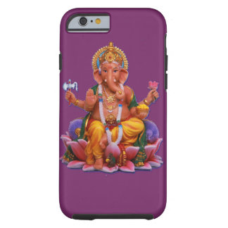 Hindisches Gott ganesh oder ganesha Apfel iphone Tough iPhone 6 Hülle