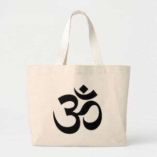 hindu3 jumbo stoffbeutel