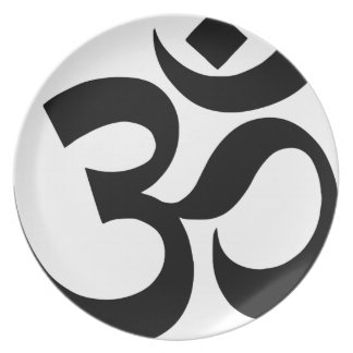 hindu3 melaminteller