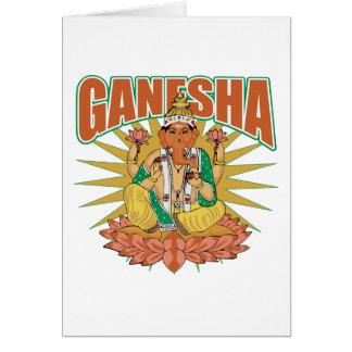 Hindu Ganesha Karte