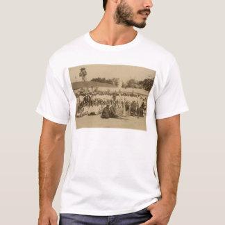 Hingaben an der Arakan Pagode, Mandalay, T-Shirt