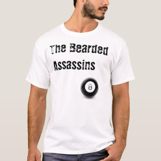 Hinter dem 8 Ball T T-Shirt