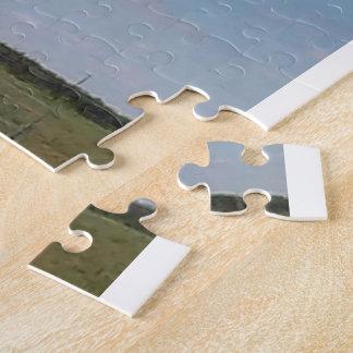 Hintere Straßen Kansas Puzzle