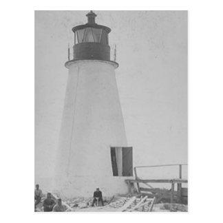 Hinterer Fluss-Leuchtturm Postkarte