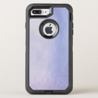 Hintergrund-Beschaffenheits-Aquarell-Papier 2 OtterBox Defender iPhone 8 Plus/7 Plus Hülle