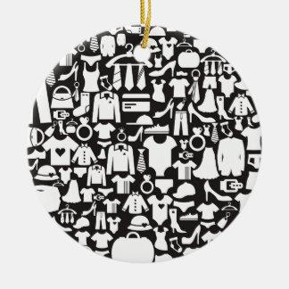 Hintergrund clothes3 keramik ornament