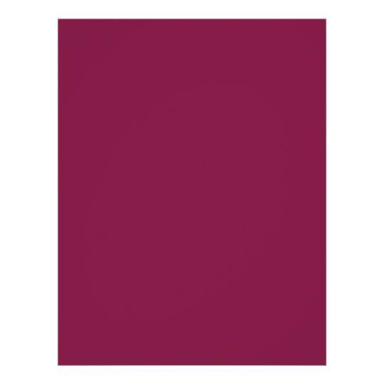 Hintergrund-Farbe - Burgunder Flyer